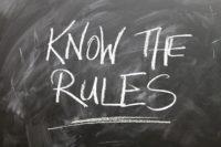 Kenne die Regeln DSGVO